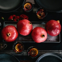 Figs & Pomegranates as Superfoods
